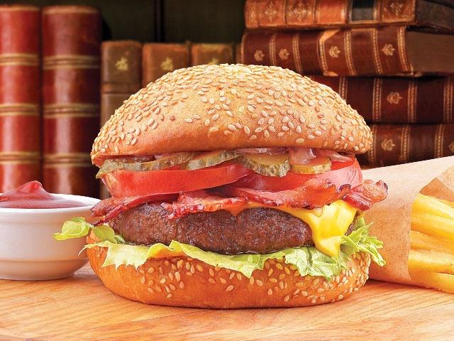 "Бургер ""Особый"""