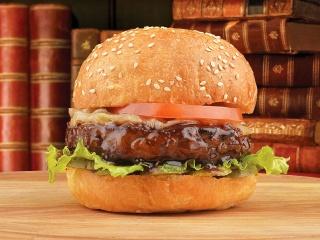 """Бургер """"Джек Дэниэлс"""""""