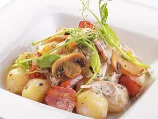 Лапша Харусаме + соус Устричный соус с говядиной