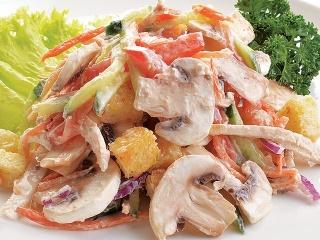 Лапша Шанхай + соус Кисло-сладкий со свининой
