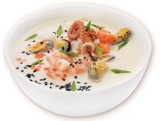 Лапша Харусаме + соус Жгучая Азия с морепродуктами