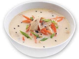 Лапша Харусаме + соус Оранж-Терияки с морепродуктами