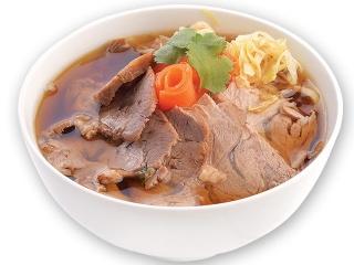 Лапша Шанхай + соус Устричный соус с морепродуктами