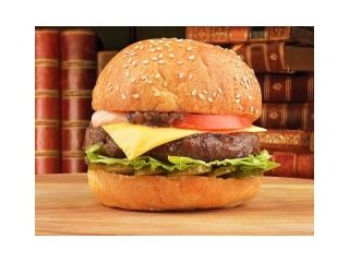 Бургер Манхеттен с говяжьей котлетой