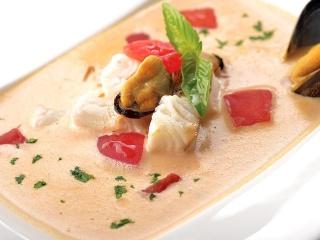 Карибский суп
