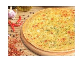 Пицца  4 сыра  14 см ( замороженная)