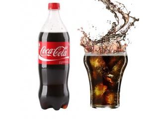Кока-кола, 1 л*