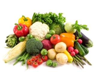 Овощная сковородка