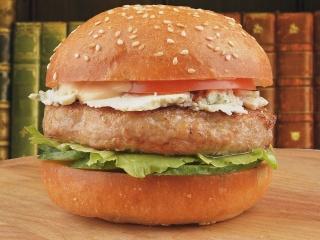 Бургер с сыром Дор Блю BIG